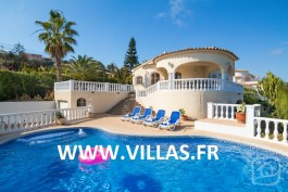 Location villa AB CRIS