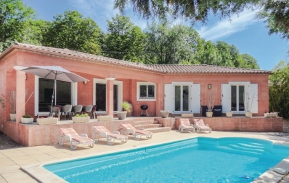Location villa  piscine FLH-ROB279 1