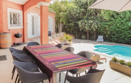 Location villa  piscine FLH-ROB279 6