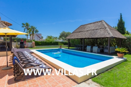 Location villa  piscine AB ISAL 2