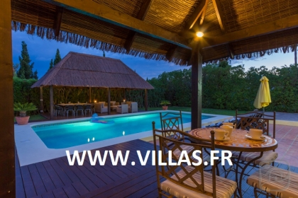 Location villa  piscine AB ISAL 4