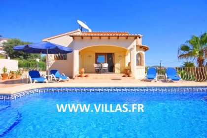 Location villa  piscine OL IMPE 2