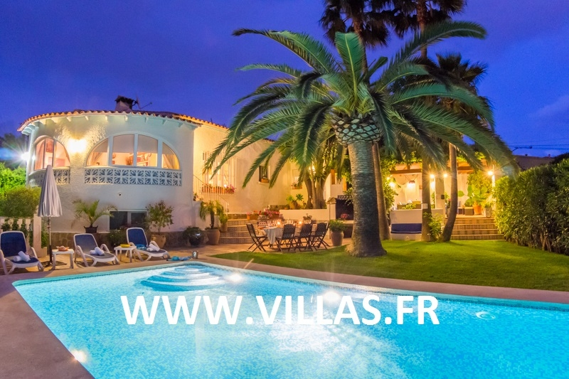Rental Villa Swimming Pool AB OASI 1