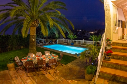 Location villa  piscine AB OASI 3