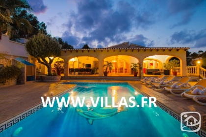 Location villa  piscine AB SERE 1