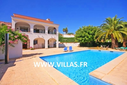 Location villa  piscine OL ROELIO 1