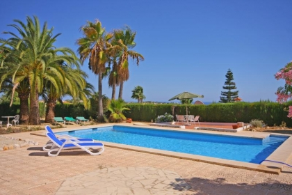 Location villa  piscine OL ROELIO 2