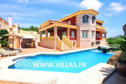 Location villa  piscine OL ALHAM 7