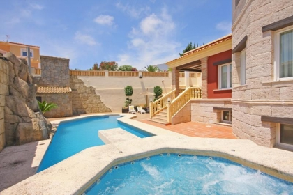 Location villa  piscine OL ALHAM 2
