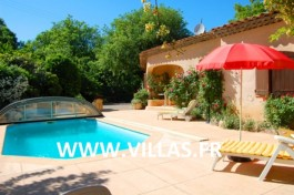 Location villa OD 3720