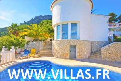 Location villa  piscine OL LEHMA 1