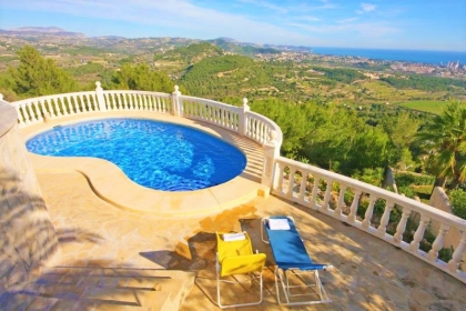 Location villa  piscine OL LEHMA 6