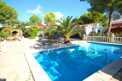 Location villa  piscine CP DOLORES 4