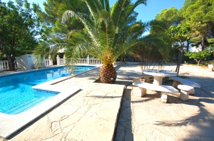 Location villa  piscine CP DOLORES 7