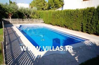 Location villa  piscine CP LUNA 9