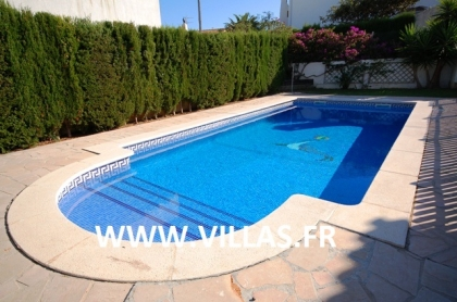 Location villa  piscine CP LUNA 7