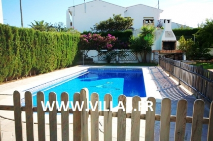 Location villa  piscine CP LUNA 3
