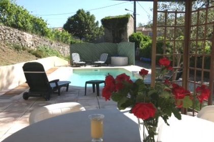 Location villa  piscine GT TERRI 8