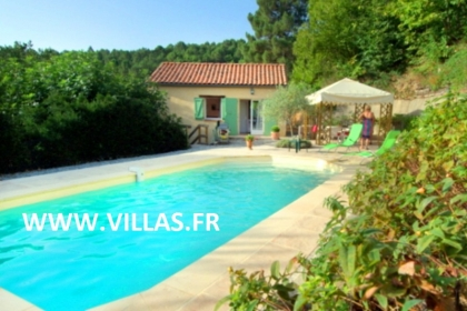 Location villa  piscine GT TERRI 1