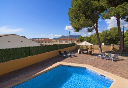 Location villa  piscine OL CARIA 2