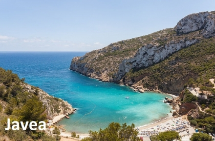 Location villa Javea 1