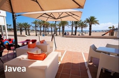 Location villa Javea 2