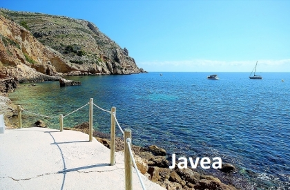 Location villa Javea 8
