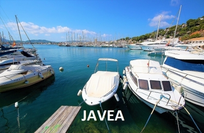Location villa Javea 9