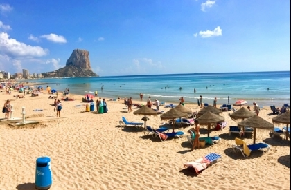 Location villa Calpe 6